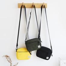 New fashion Oxford cloth handbags small bag mobile phone purse nylon Messenger simple campus change shoulder