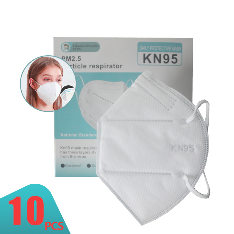 Dust Proof Face Masks Anti-pollution Mouth PM2.5 Mask Dust Air Pollution Protective Mask Haze Proof Face Mask Disposable Mask