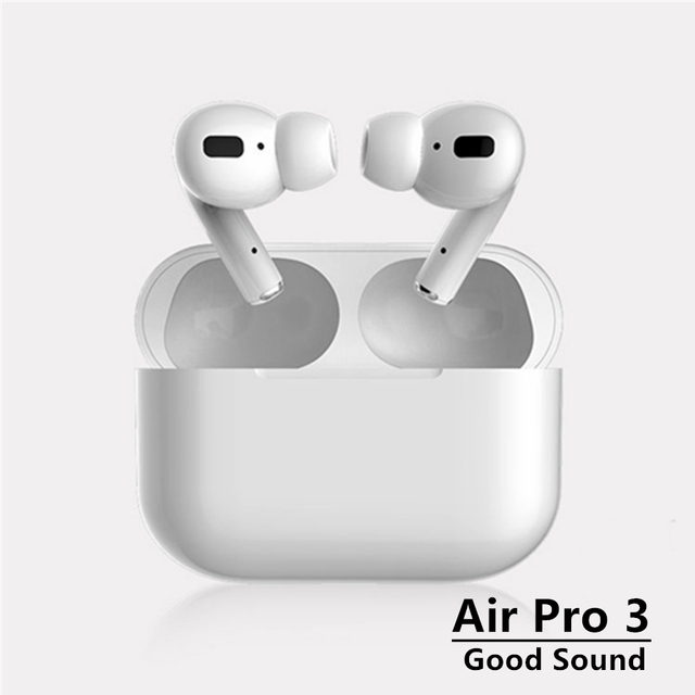 Airpodding Pro 3 Bluetooth Earphone TWS Wireless Headphones HiFi Music Earbuds Sports Gaming Headset For IOS Android Phone 1