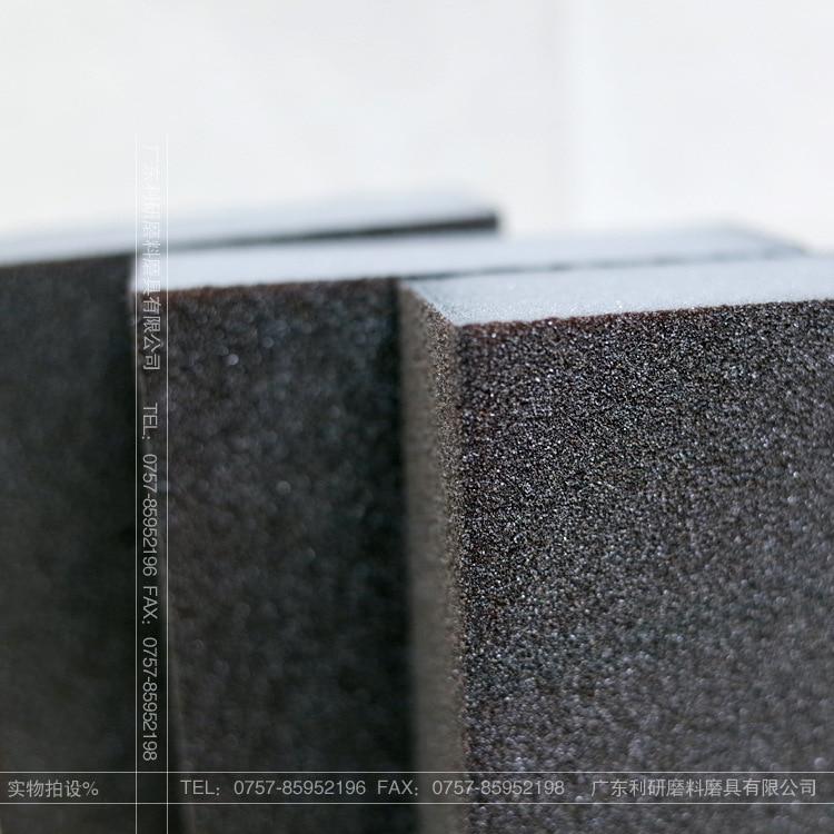Import Sponge Block Woodworking Stairs Buddhist Prayer Bead Crafts Polishing Sandpaper Polishing Bath Brick Elastic Grinding Blo