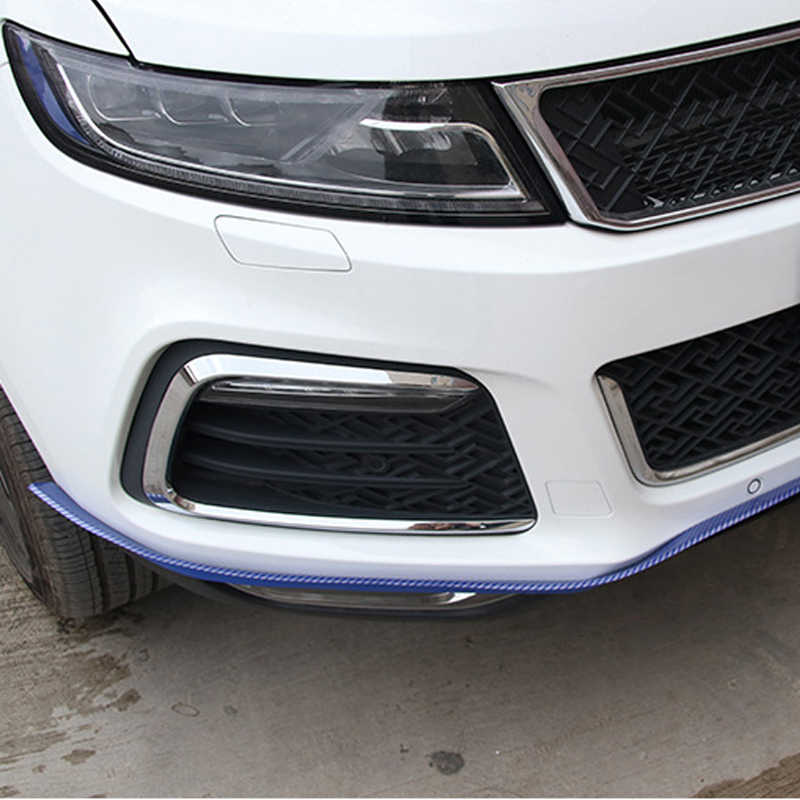 Auto Strisce Spoiler Porta labbro Del Paraurti per Toyota FJ Cruiser RAV4 CROWN REIZ PRIUS COROLLA VIOS LAND CRUISER PRADO