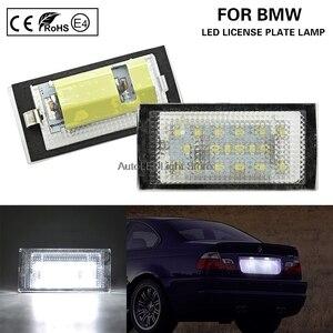 2pcs Car LED License Number Pl