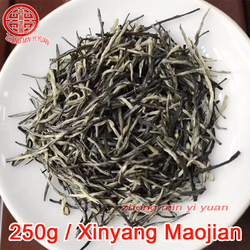 2019 New Spring Arrival Fresh Maojian Green Tea 250g Chinese Green Tea Xinyang Maojian Top Grade Weight Loss Tea Healthy