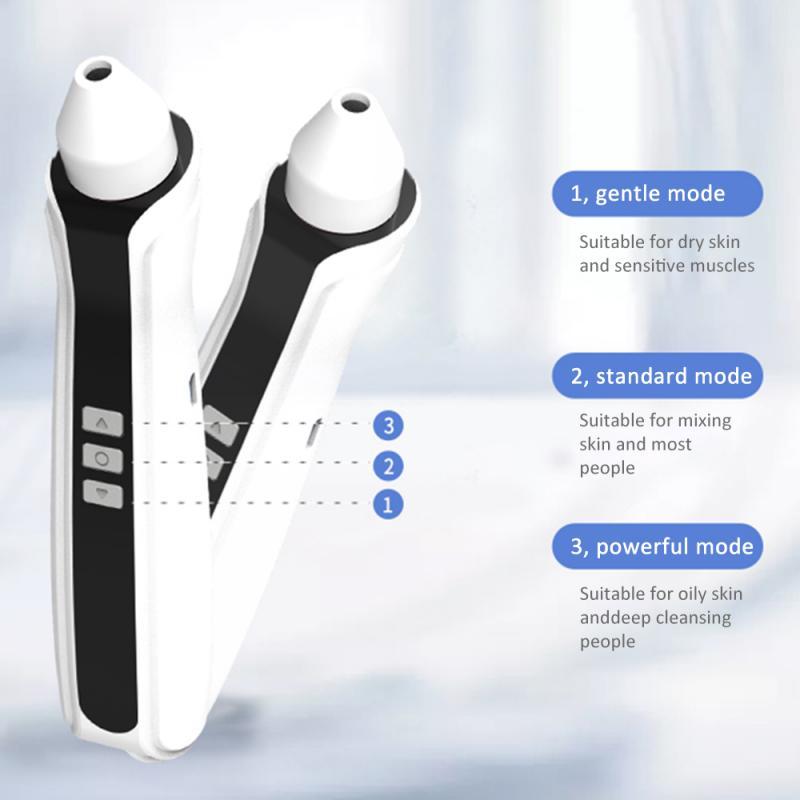 Visual Blackhead Pore Vacuum Remover Cleaner With Wifi Camera