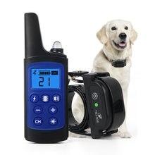 Дистанционный тренировочный ошейник для собак электронные ударные
