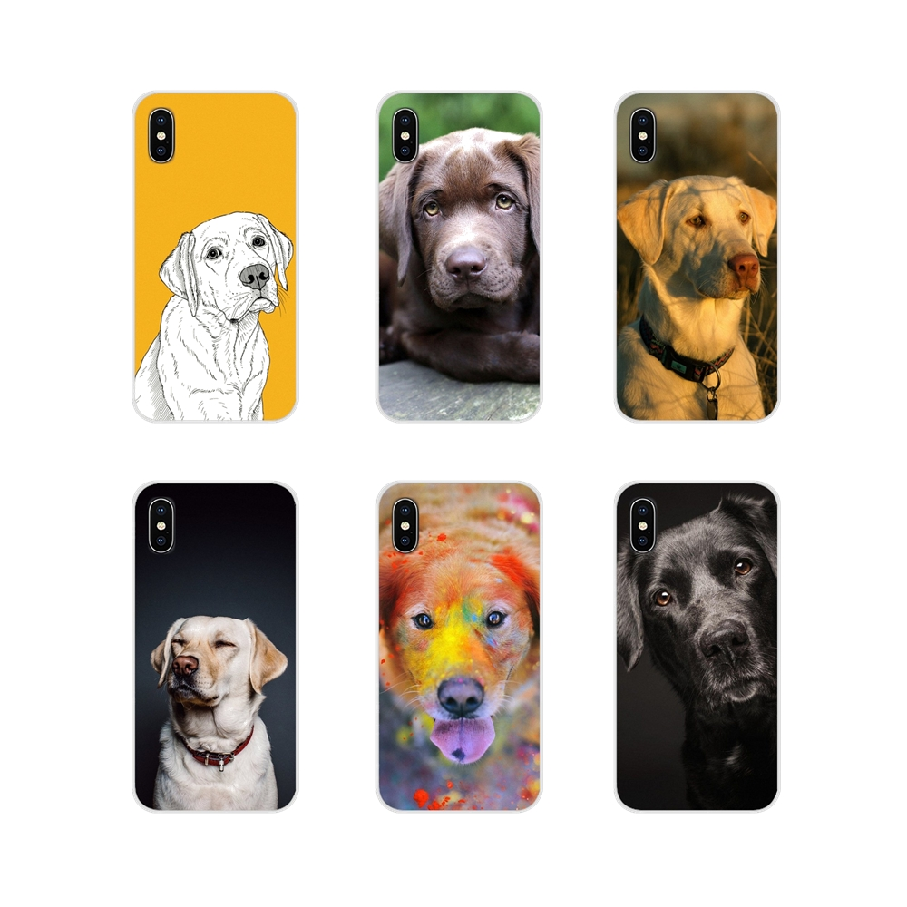 Accessories <font><b>Phone</b></font> Shell Covers For <font><b>Samsung</b></font> <font><b>Galaxy</b></font> <font><b>A3</b></font> A5 A7 A9 A8 Star A6 Plus 2018 2015 2016 <font><b>2017</b></font> Sad Labrador <font><b>Dog</b></font> image