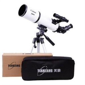 Image 3 - TIANLANG Corbao 80AZ PL25 teleskop astronomiczny uczeń wzrost lustro odkryty profesjonalny widok krajobraz gwiazda