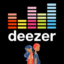 DEEZER PREMIUM Работает на ПК% 2C Smart TV% 2C Android и IOS Phone