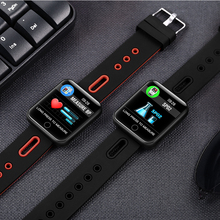 BINSSAW Bluetooth Smart Watch Men  With Touch Screen Big Battery Support TF Sim Card Camera for Android Phone Smartwatch+BOX цена и фото