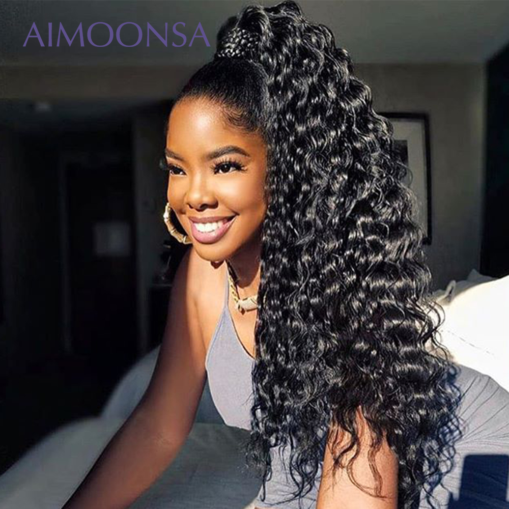 Curly Full Lace Human Hair Wigs 250% For Women Remy Hair Wigs With Baby Hair Preplucked Lace Wig Remy Full Lace Wigs
