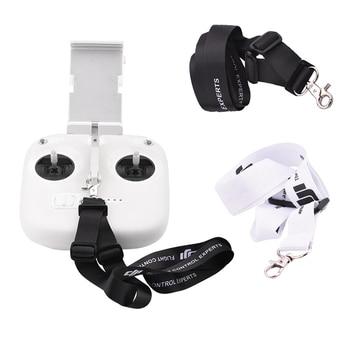 цена на Neck Strap Remote Controller Sling Lanyard Shoulder Belt Rope for DJI Phantom 3 4 2 Inspire Drone Quadcopter RC Accessories