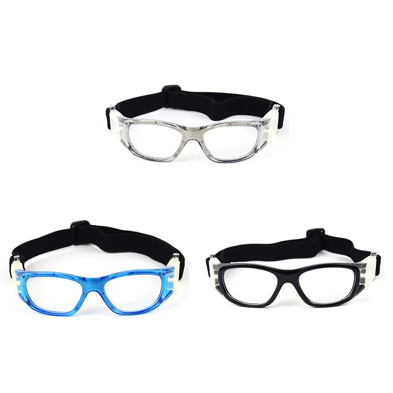 UV400 Kids Goggles Adjustable Ultralight Windproof Dust-proof Anti-fog Protective Safety For Football Volleyball Baseball Sport