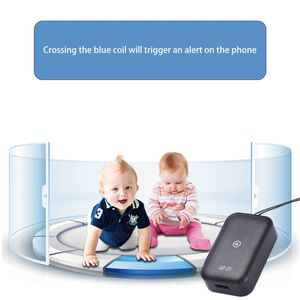Image 5 - GF21 Mini GPS Real Time Car Tracker Anti Lost Device Voice Control Recording Locator High definition Microphone WIFI+LBS+GPS