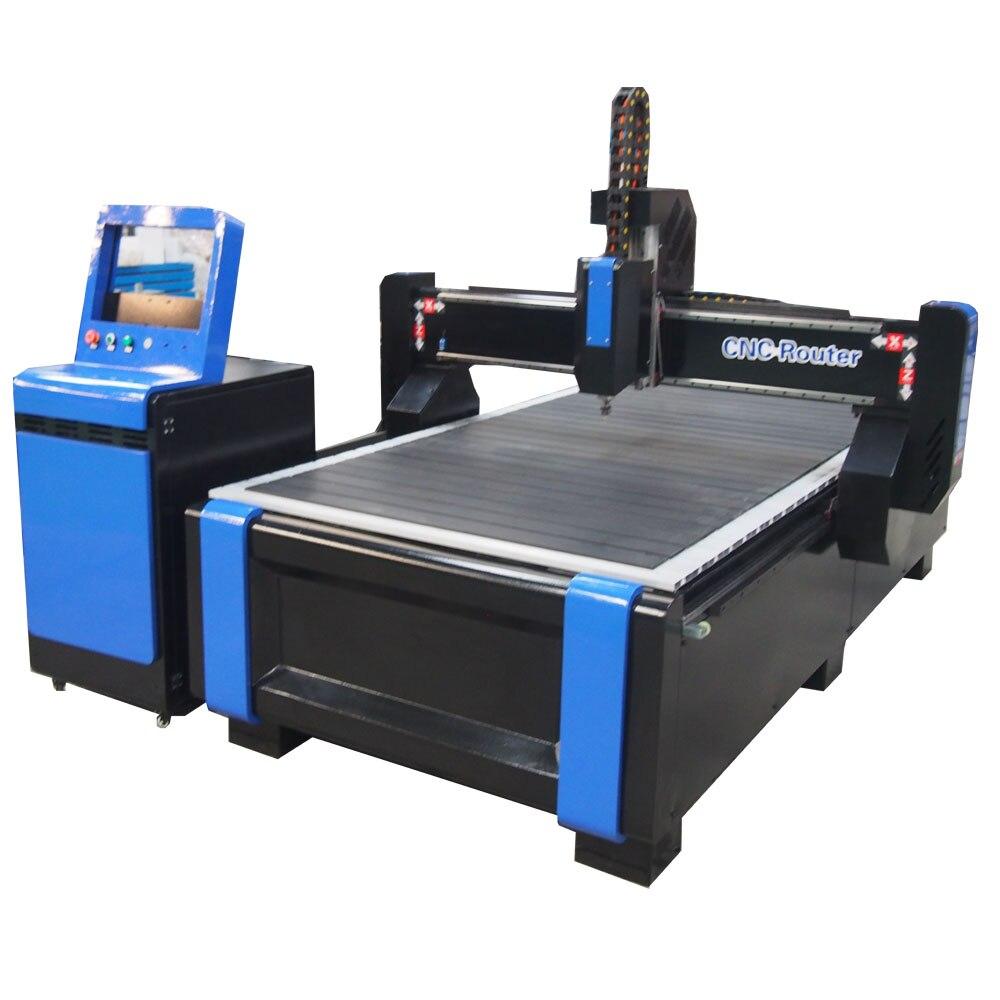 Fabryka cena 4*8 ft cnc frezarka do drewna do celów przemysłowych wielowrzecionowe maszyny do grawerowania drewna 4 osi 1325 frezowanie cnc cena