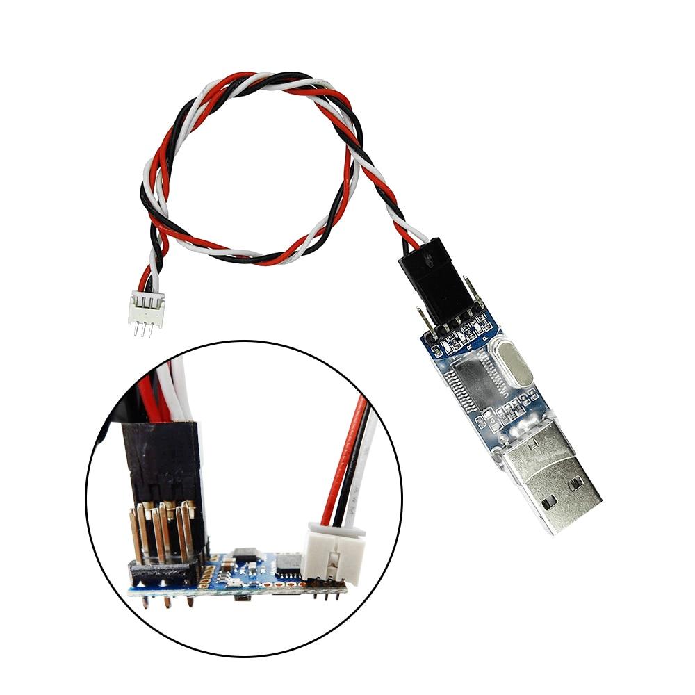 DasMikro Program USB Cable For Engine Sound Unit RC Crawlers Car Parts