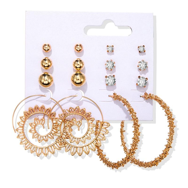 Trendy Tassel, Pearl and Hoop Earrings For Women - Kito City Jewelry