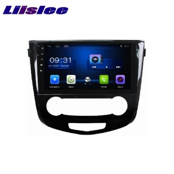 For NISSAN Qashqai 2013~2017 LiisLee Car Multimedia TV DVD GPS Audio Hi-Fi Radio Stereo Original Style Navigation NAVI image