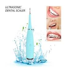 Электрический sonic зубная щётка для зубного камня снятия электрический
