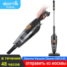 Vacuum-Cleaner Deerma Home-Aspirator Handheld Portable Dust-Collector Strong-Suction