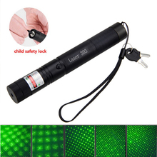 Green red purple indicator sight laser 303 pointer hunting 10000m 532nm high intensity adjustable focus + charger battery