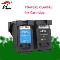 PG-445 CL-446 PG445 CL 446 Compatible PG445XL 445XL cartouche d'encre pour Canon PIXMA MG 2440 2540 2940 MX494 IP2840 imprimante