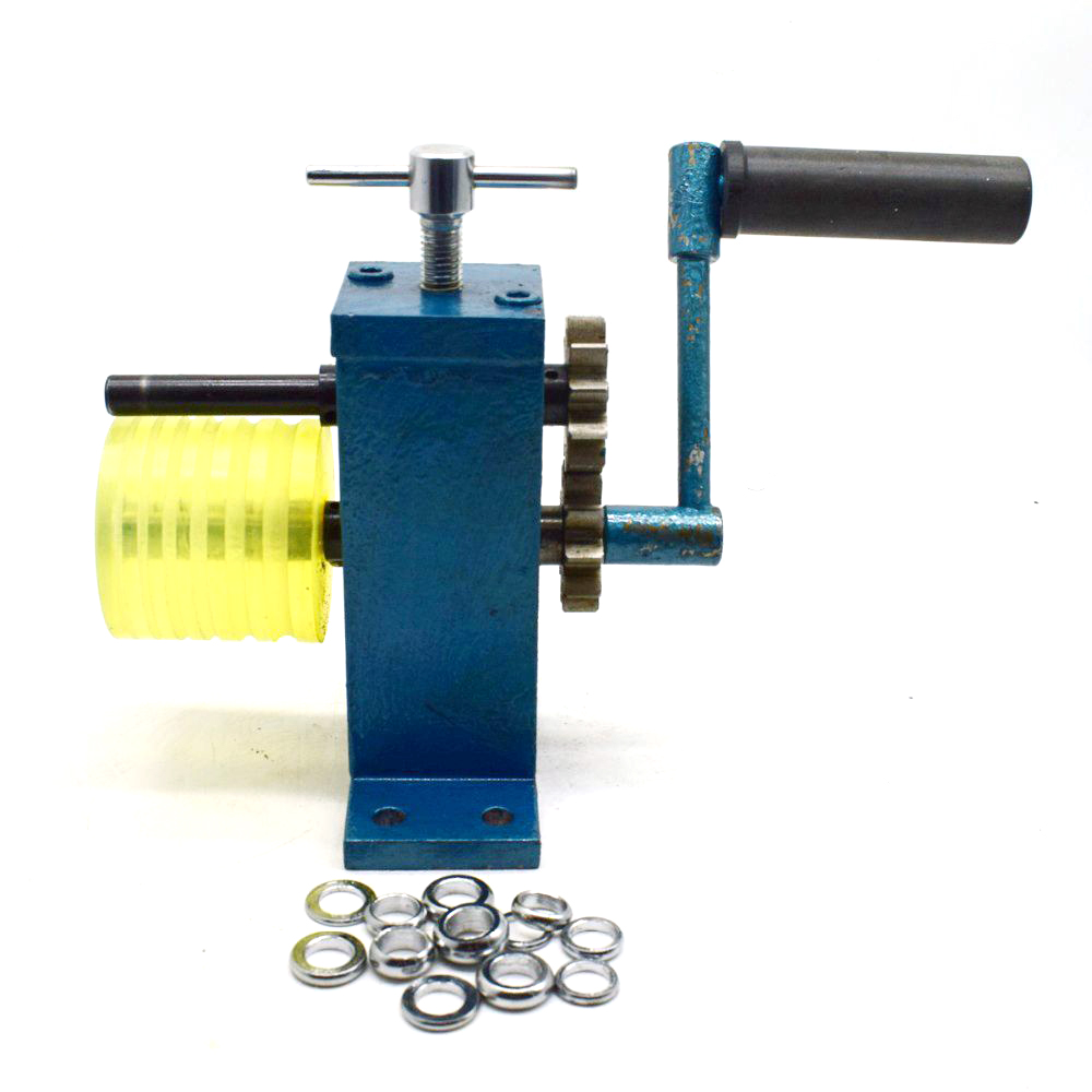Machine à cintrer les anneaux Machine à rouler les bijoux pour Bracelet boucles d'oreilles pendentif moules faisant or battant équipement bijoux outil