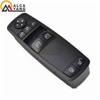 Darmowa wysyłka elektryczny przełącznik okienny Malcayang A1698206810 1698206810 dla Mercedes Benz W169 B W245 ML W164 R W251 GL