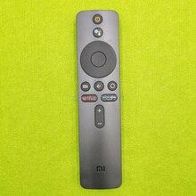 Оригинальный голосовой пульт дистанционного управления, для Xiaomi Mi TV 4X, 50, 4K, 43 дюймовый светодиодный Телевизор с поддержкой Google Assistant, с функцией Голосового дистанционного управления, в том числе, для Xiaomi Mi tv, 4X, 50, 4K, 43 дюймовый, led Телевизор