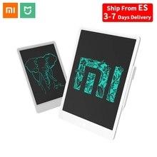 Oryginalny Xiaomi Mijia LCD mała tablica z magnetycznym długopis stylus 10 cal 13.5 cal gładkie pisanie Pen Mini Draw Pad Home Work