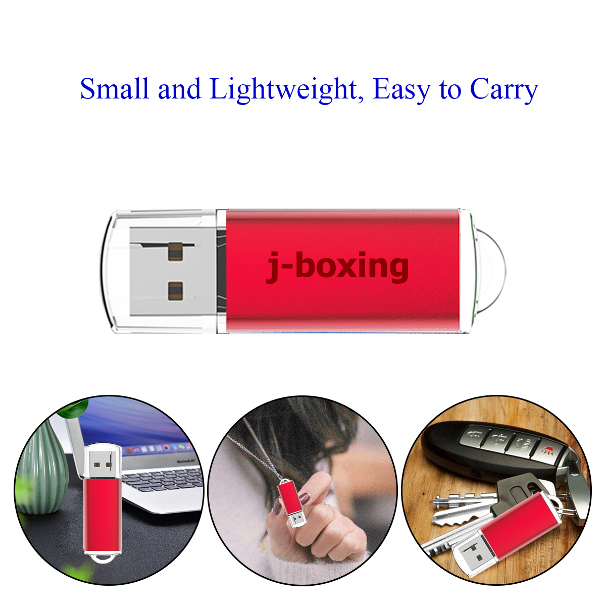 Image 3 - J boxing 512MB USB Flash Drives Pack 10PCS 64MB 128MB 256MB Small Cacapity Pendrives Zip Drives Bulk USB Data Storage Red-in USB Flash Drives from Computer & Office