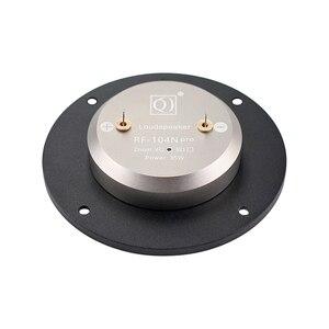 Image 3 - Ghxamp 4 inch Tweeter Speaker 4ohm 35W Dome Silk Film 91DB Neodymium 104mm Treble Loudspeaker Aluminum panel 2 way Speaker 1pc
