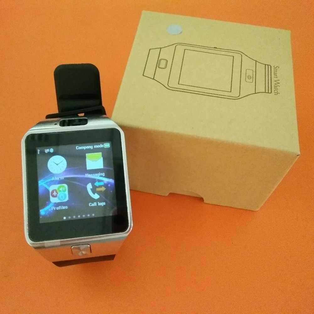 Bluetooth スマートウォッチ Relojes DZ09 スマートウォッチ Relogios TF SIM カメラ iphone サムスン HUAWEI 社 G36 PK GT08 A1 V8 腕時計