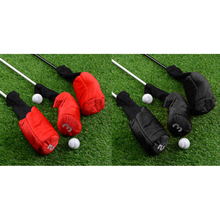 Driver-Cover Headcover-Guard Golf-Fairway Wood with Long-Neck No . .