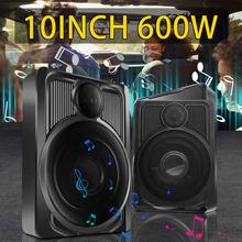 800W Car Subwoofer Car Audio Slim Under Seat Active Subwoofer Bass Shockproof Amplifier Speaker Car Amplifier Subwoofers Woofer