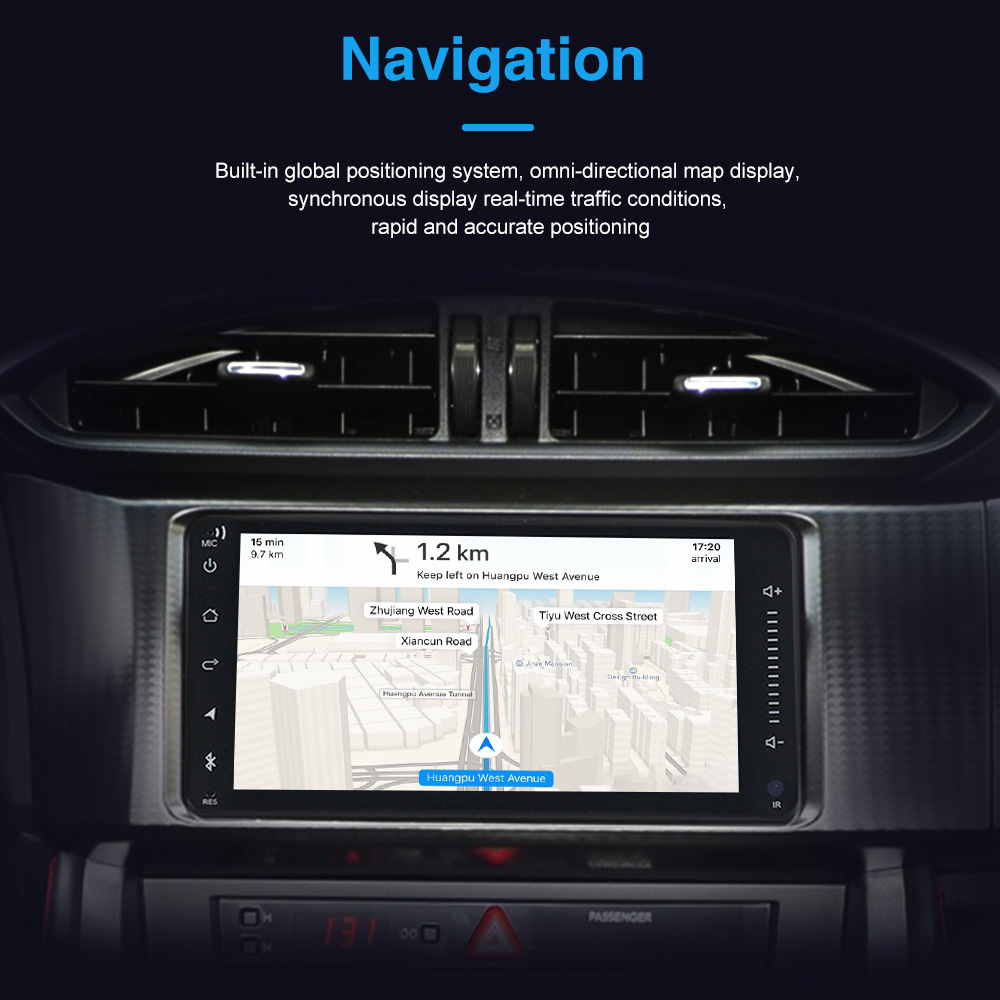 Image 2 - MEKEDE 4G LTE 4G+64G Android 10.0 Car DVD GPS Navigation for SsangYong Korando Actyon 2014 2015 Car Radio Stereo Wifi 4G DVRCar Multimedia Player   -