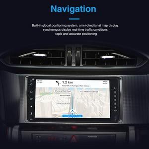 Image 2 - MEKEDE 4G LTE 4G+64G Android 10.0 Car DVD GPS Navigation for SsangYong Korando Actyon 2014 2015 Car Radio Stereo Wifi 4G DVR