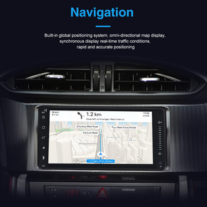 Image 2 - MEKEDE 4G LTE 4G + 64G Android 10.0 voiture DVD GPS Navigation pour SsangYong Korando Actyon 2014 2015 autoradio stéréo Wifi 4G DVR
