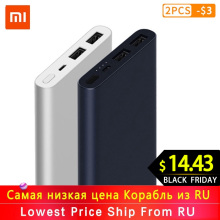New Xiaomi Mi Power Bank 3 10000 mAh Redmi Power