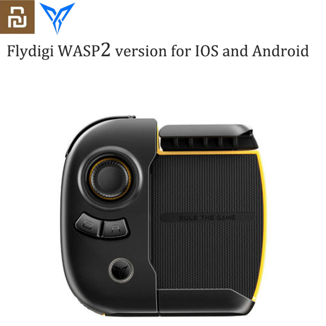 Original Youpin Flydigi WASP 2 참고 게임 핸들 무선 스마트 홈 feizhi 컨트롤러 iOS for iphoneXS MAX iphone 7plus XS