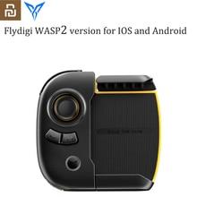 Oryginalny Youpin Flydigi WASP 2 uwaga uchwyt gry bezprzewodowy inteligentny kontroler domu feizhi iOS dla iphoneXS MAX iphone 7plus XS