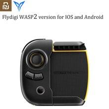 جهاز تحكم لاسلكي ذكي من Youpin Flydigi WASP 2 Note للألعاب جهاز تحكم iOS لجهاز iphone 7plus XS