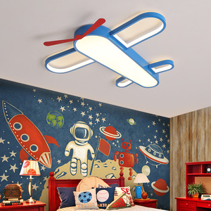 Airplane Light For Kids Room B