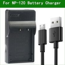 NP-120 NP-120B fnp120 câmera digital carregador de bateria para fujifilm finepix 603 f10 f11 m603 zoom