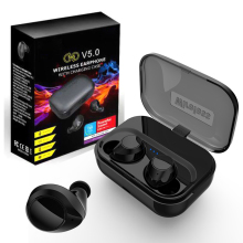 TG H1 TWS Earbuds Bluetooth Headset 5.0 Touch Wireless In-Ea