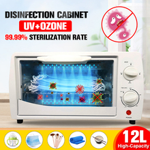 Ultraviolet Sterilization Machine 12L Ozone UV Disinfection