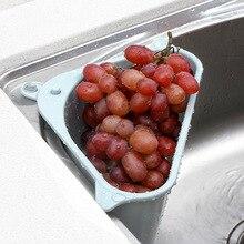 Кухонная Раковина Стеллаж для хранения многоцелевой фрукты растительная мочалка сливная стойка кухонный Органайзер хранилище держатель