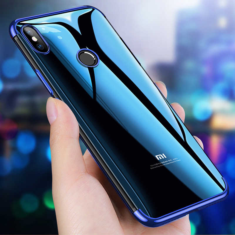 Luxury Laser Phone Case for Redmi Note 8 7 6 5 K20 Pro 4 4X 7A 6A 5A Prime Cases Plating Soft for Xiaomi Mi 9 SE 8 A1 A2 A3 Lite