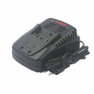 Image 1 - Сменное зарядное устройство 3.0A для Bosch 14,4 в 18 в, аккумулятор BAT609G BAT618 BAT618G BAT609, зарядное устройство для литиевых батарей быстрой зарядки