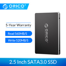 ORICO SSD 128GB 256GB 512GB 1TB 2.5 Inch SATA Internal Solid State Disk For Desktop Laptop