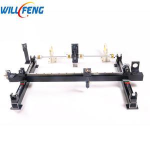 Image 5 - Olacak Feng 1600x1200mm 100w lazer mekanik Set denetleyici AWC708S Motor DIY CNC Co2 lazer kesici oyma makinesi